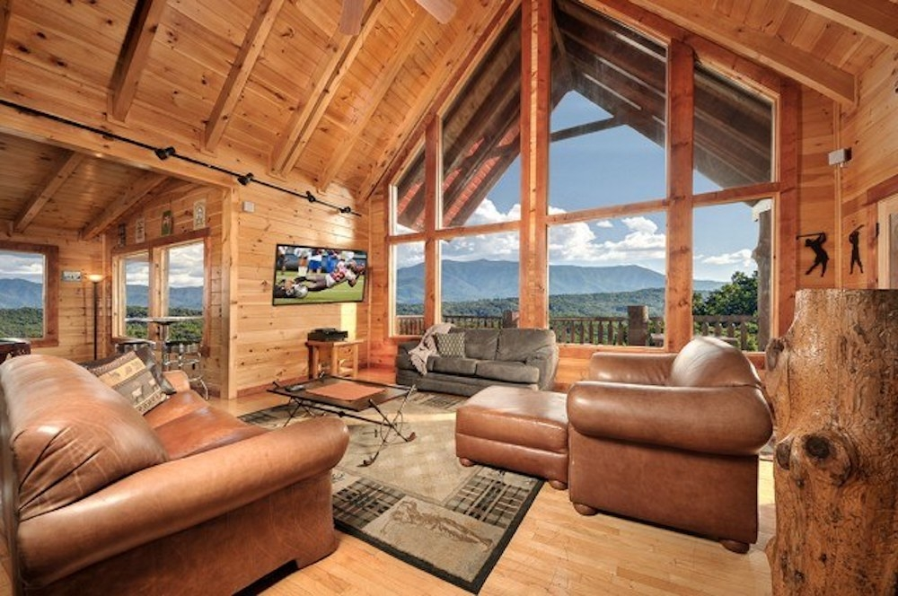 10 things to do inside our cabin rentals in pigeon forge tn Piegon Forge Cabins