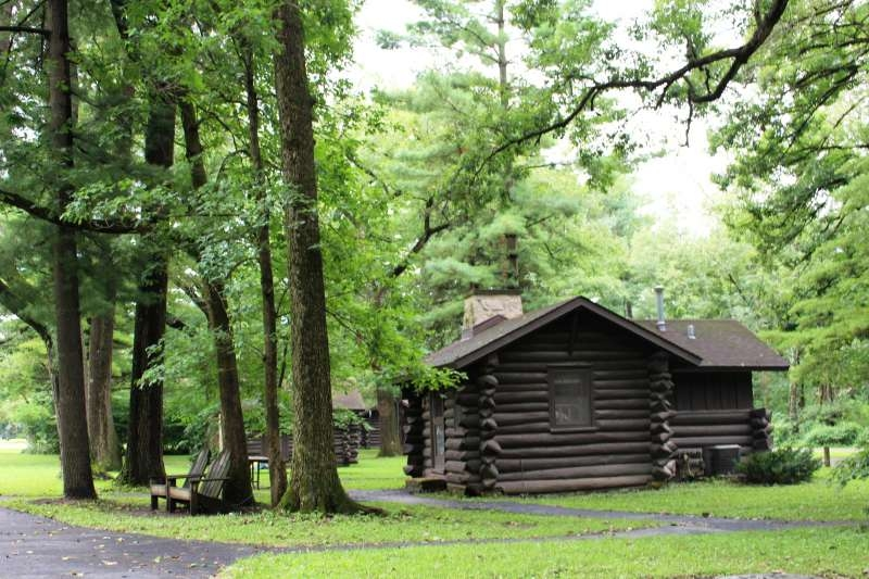 10 top illinois cabins Cabins In Illinois