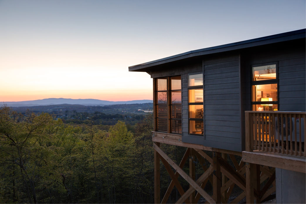 10 unique places to stay the night in shenandoah valley Cabins In Shenandoah Valley