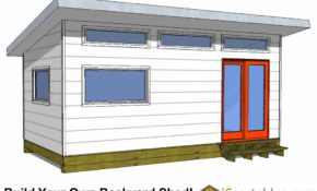 10x20 shed plans building the best shed diy shed designs 10 X 20 Cabin With Loft