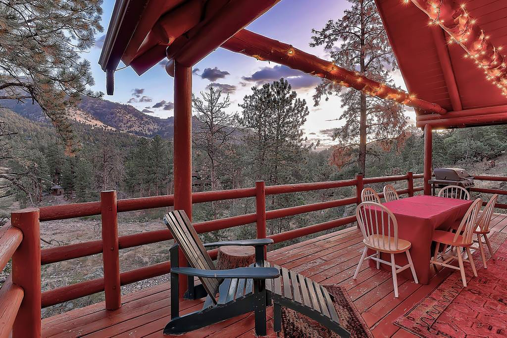 12 secluded cabin rentals in colorado to get away from it all Mountain Cabins Colorado