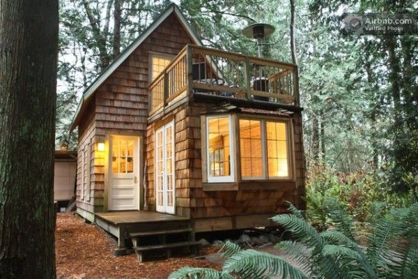 16 tiny houses cabins and cottages you can rent or vacation Images Of Small Cabins And Cottages