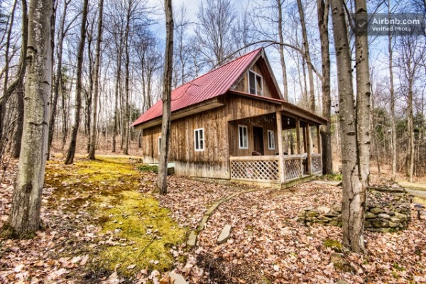 16 tiny houses cabins and cottages you can rent or vacation in Images Of Small Cabins And Cottages