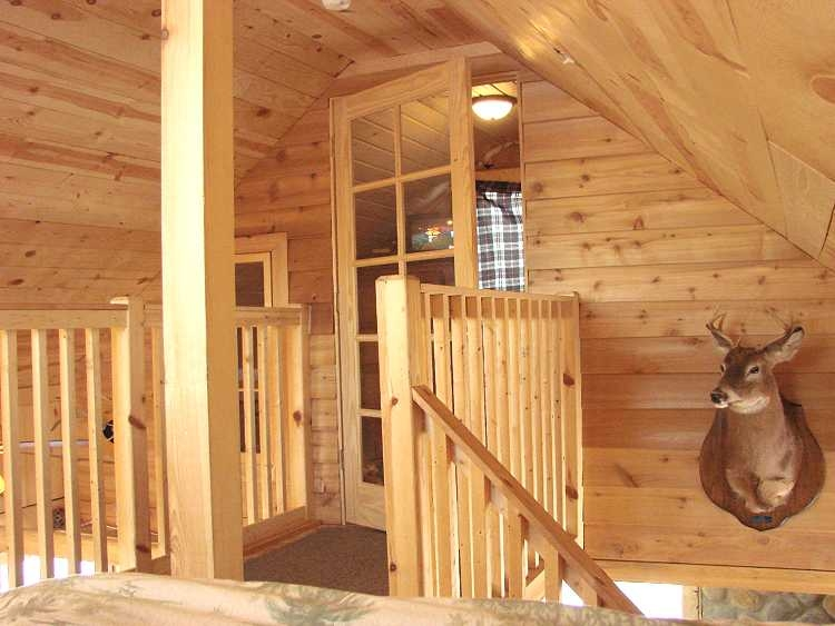 16x24 owner built cabin 16x24 Cabin Plans With Loft