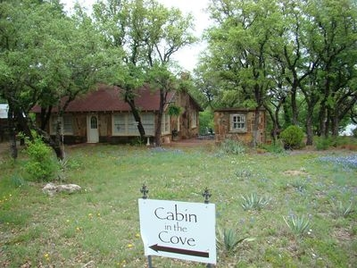 2br cottage vacation rental in brownwood texas 120372 Brownwood Lake Cabins