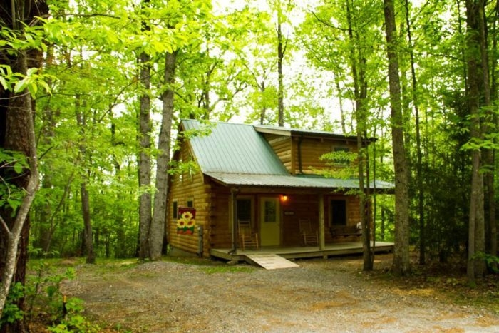 3 beautiful and rustic cabins in west virginia Cabins West Virginia