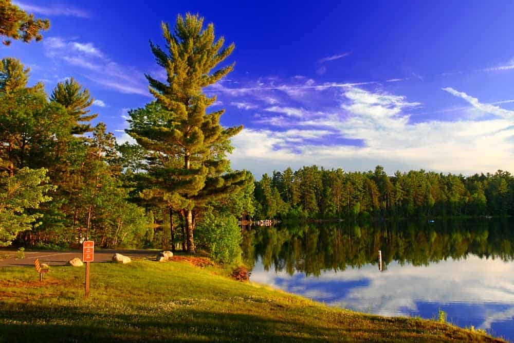 30 of the best places to go camping in wisconsin beyond Campgrounds In Wisconsin With Cabins