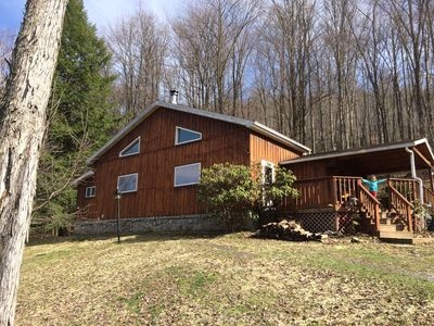 3br cabin vacation rental in benezette pennsylvania 162085 Benezette Pa Cabins