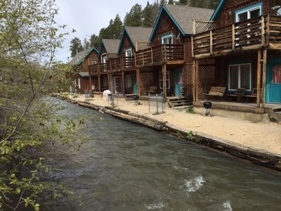 3br cabin vacation rental in red river new mexico 116073 Cabins Red River Nm