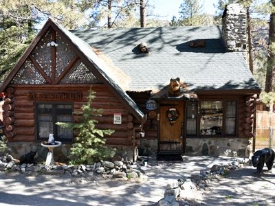 3br cabin vacation rental in wrightwood california 2840939 Cabins In Wrightwood
