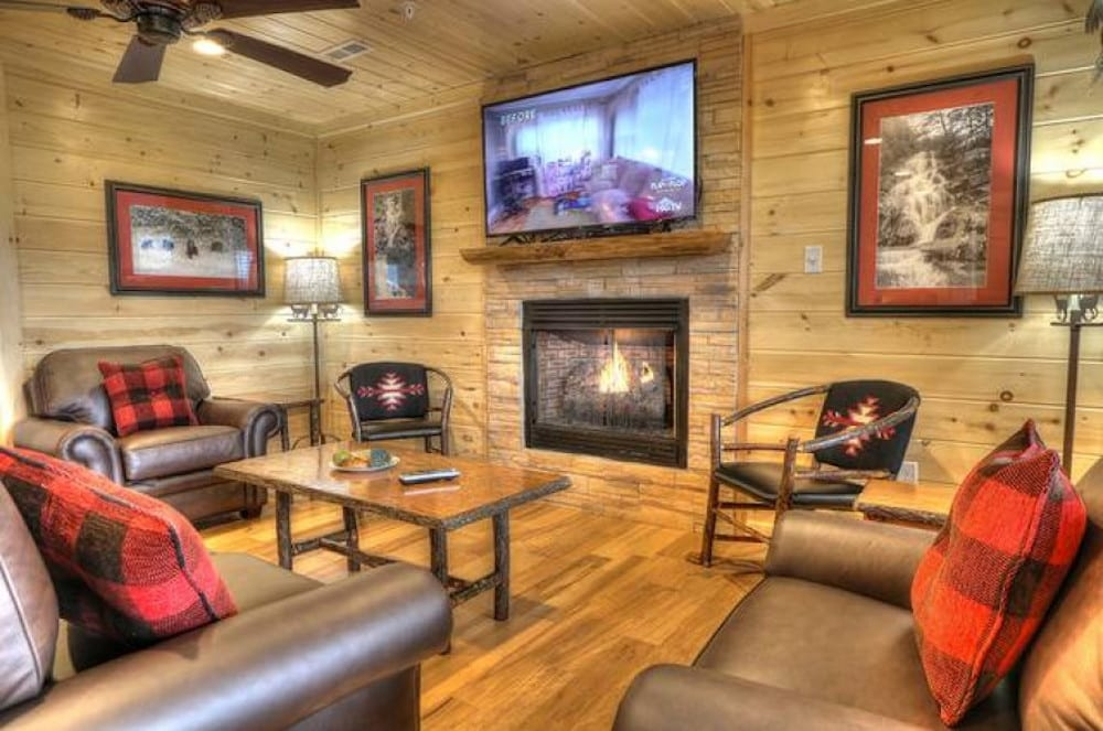 5 things to do in our smoky mountain cabins when it rains Things To Do In A Cabin