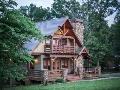 5br lodge vacation rental in chattanooga tennessee 175842 Cabins Near Chattanooga