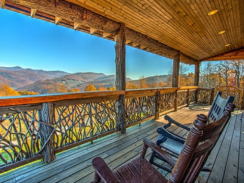 6 rad reasons to rent a cabin asheville nc lodging Cabin In Asheville Nc