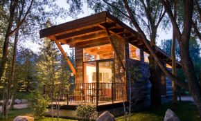 8 smart small space living tips from cabin owners Living In A Cabin
