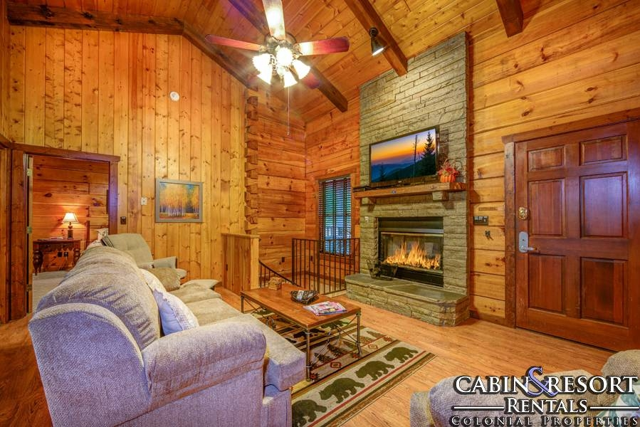 all in the family Cabins In Sevierville