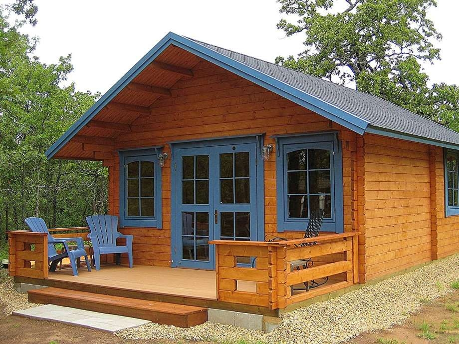 amazon sells a 19000 do it yourself tiny home kit that Do It Yourself Cabins