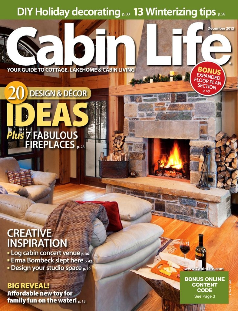 back issues of cabin life Cabin Life Magazine