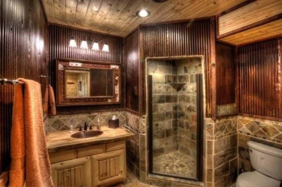 bathroom log cabin interior design bathroom log cabin Log Cabin Bathroom Ideas