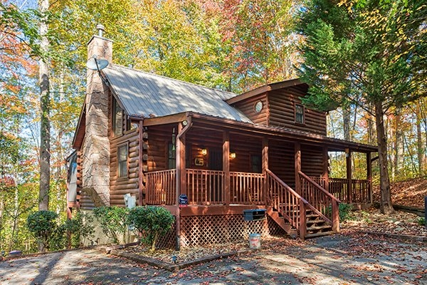 bears lair 1815 a pigeon forge cabin rental Rainbow Springs Cabins