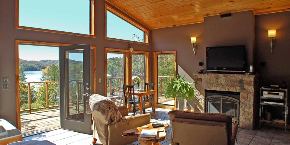 beaver lakefront cabins romantic vacation cabins in eureka Luxury Cabins In Arkansas