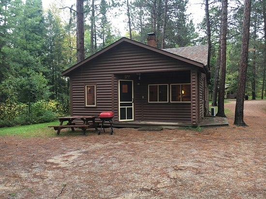 berts cabins updated 2019 campground reviews lake itasca Itasca State Park Cabins