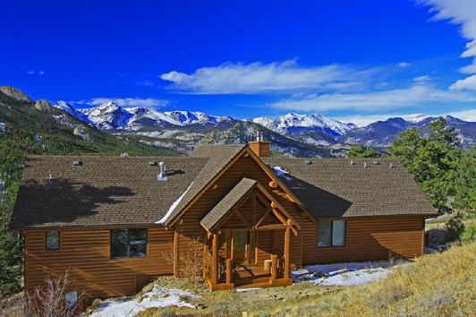 best colorado vacation lodging for rocky mountain national park Rocky Mountain Cabin