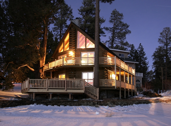 big bear cabins lodging private homes cabins pet Big Bear California Cabins
