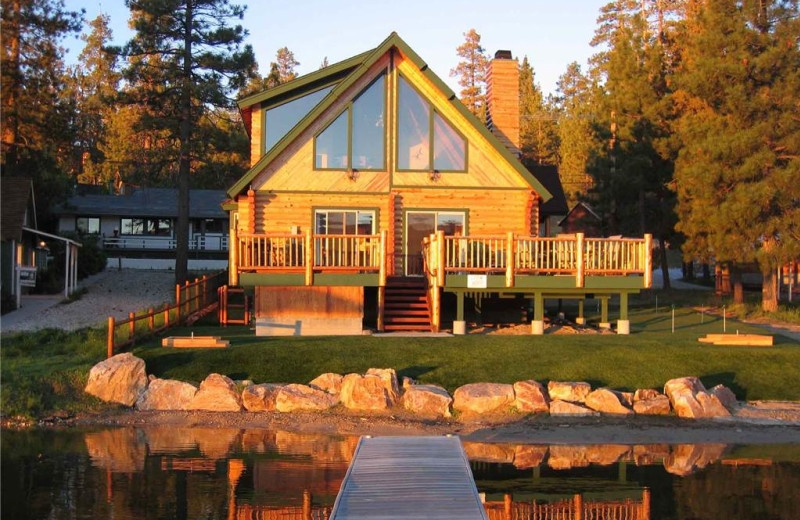 big bear cool cabins big bear lake ca resort reviews Big Bear California Cabins