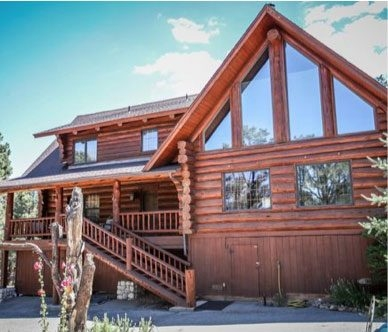 big bear lake luxury cabin rentals big bear lakefront cabins Big Bear California Cabins