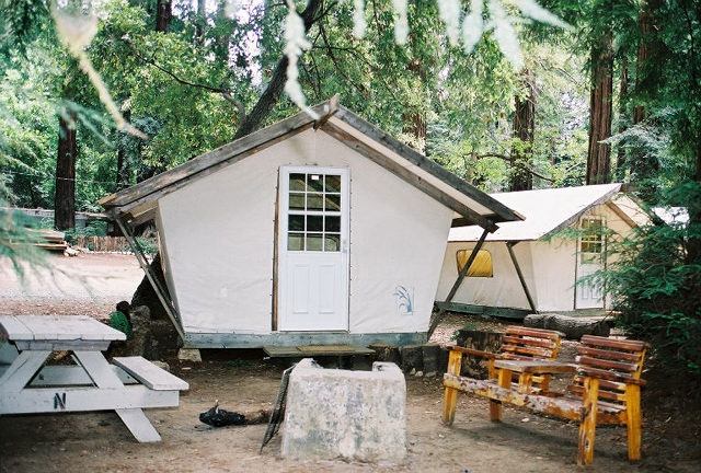 big sur campground cabins big sur ca california beaches Los Padres National Forest Cabins