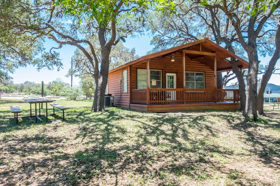 bird watchers paradise frio river cabins for rent Garner State Park Cabins