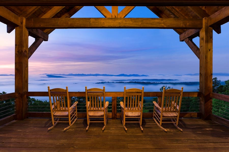 blue ridge cabin rentals southern comfort cabin rentals Cabins With A View
