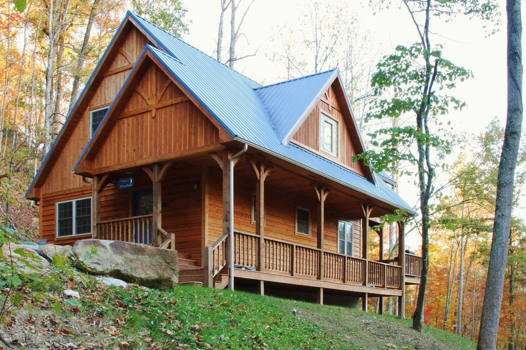 blues moon serene 2br red river gorge cabin stanton Red River Gorge Cabin