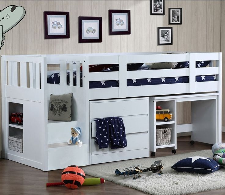 boys cabin beds Kids Cabin Beds With Storage