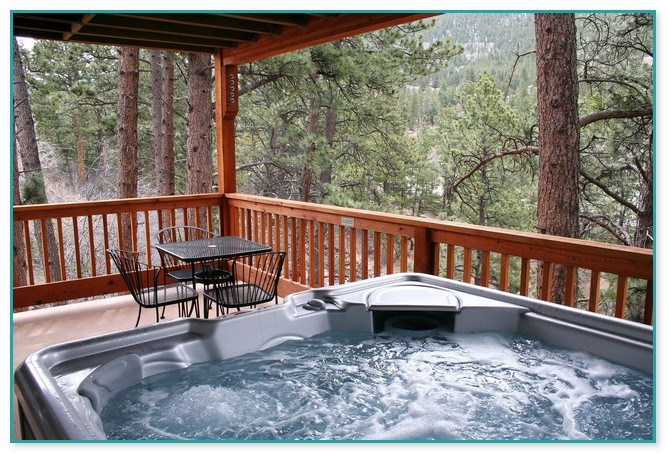 cabin in estes park with hot tub home improvement Estes Park Cabins With Hot Tubs