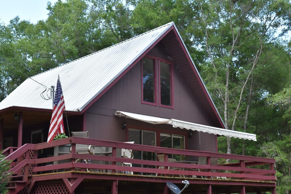 cabin in the woods close to kphole and free rainbow river access dunnellon Rainbow River Cabins