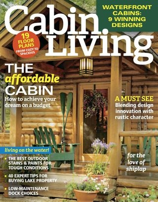 cabin living magazine april 2020 issue get your digital copy Cabin Living Magazine