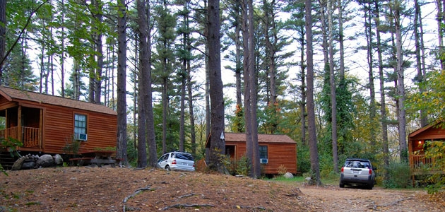 cabin rentals whispering pines camping Whispering Pine Cabins