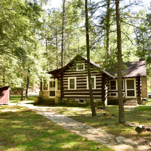 cabins at greenbrier state forest west virginia state Coopers Rock Cabins