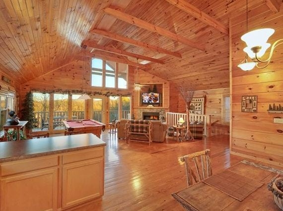 cabins for family accommodations in pigeon forge tennessee Cabins In Tennesee