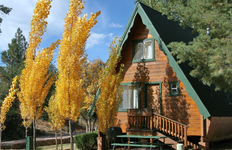 cabins on strawberry hill strawberry az resort reviews Strawberry Cabins Az