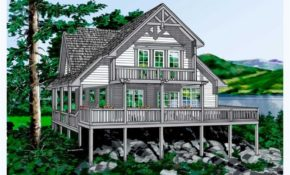 cabins vacation homes house plans home design tiresias 17866 Vacation Cabin Plans
