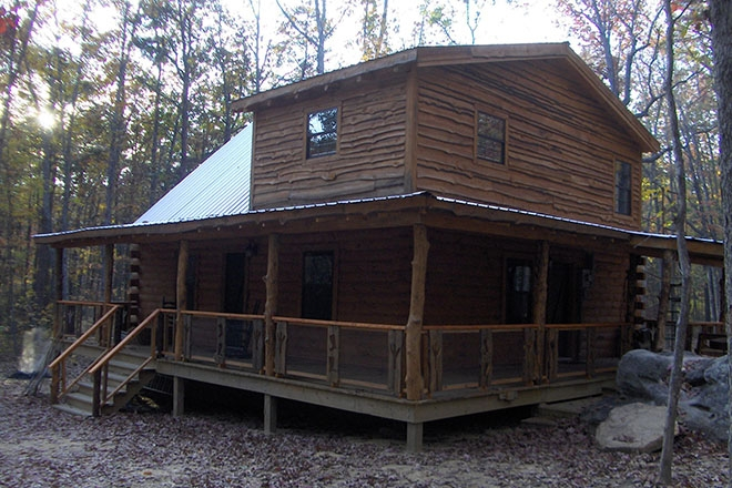 cabins visit lookout mountain Mentone Alabama Cabins