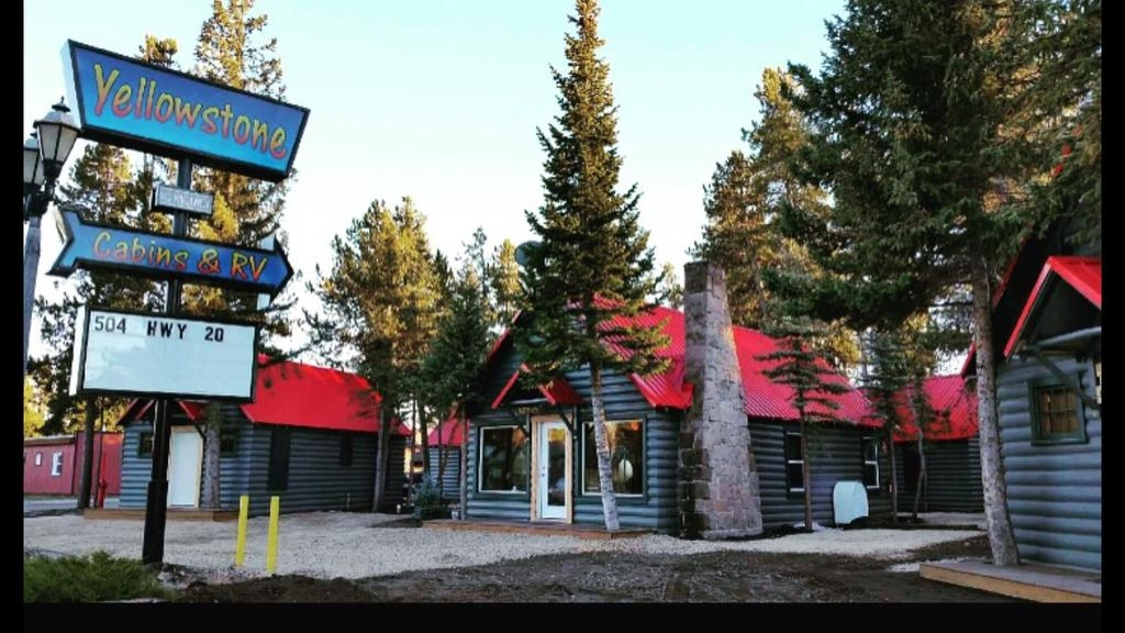 campground yellowstone cabins and rv west yellowstone mt Yellowstone Cabins And Rv Park West Yellowstone Mt