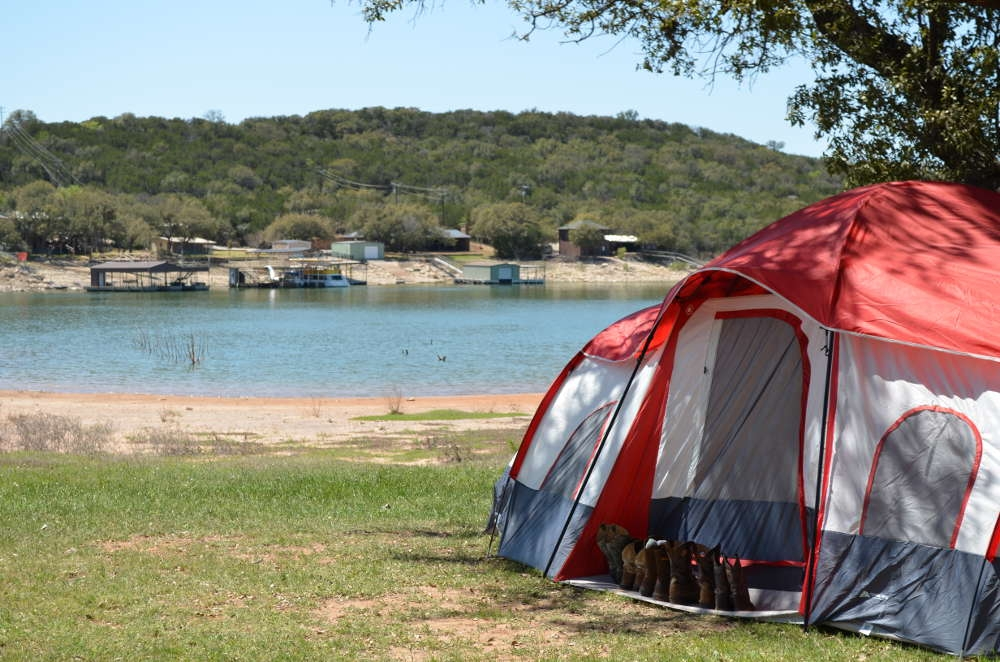 camping possum kingdom lake Possum Kingdom State Park Cabins