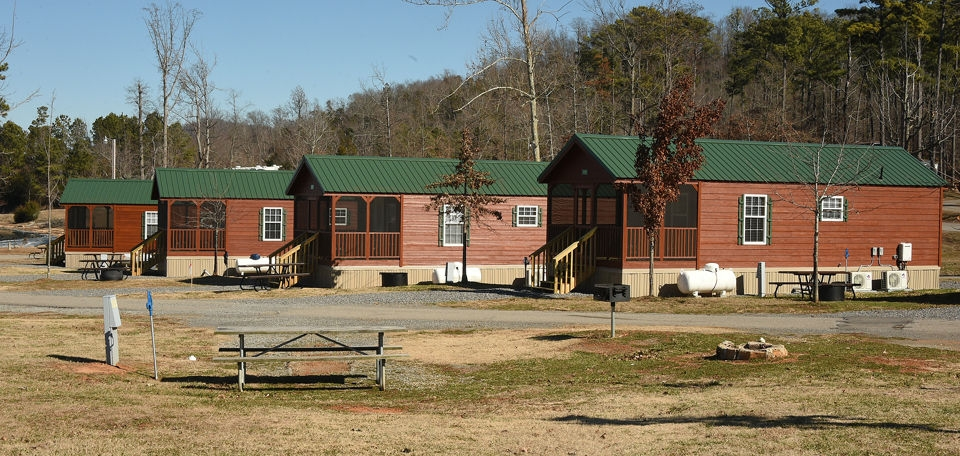 check out the new camper cabins at guntersville state park Lake Guntersville State Park Cabins