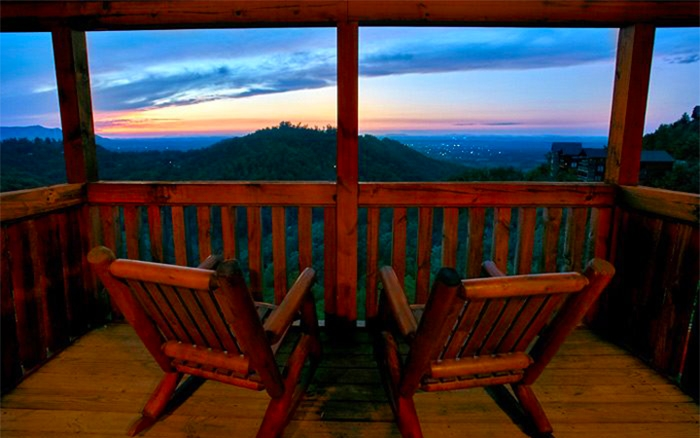 city view cabins in pigeon forge tn cabins usa Cabins With A View