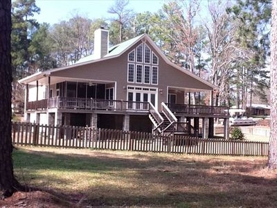 clarks hill strom thurmond lake rentals vacation rentals Clarks Hill Lake Cabins