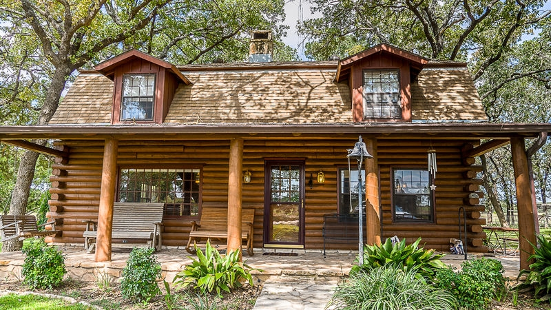 comanche homestead book the ideal hill country cabin in Log Cabins Fredericksburg Tx