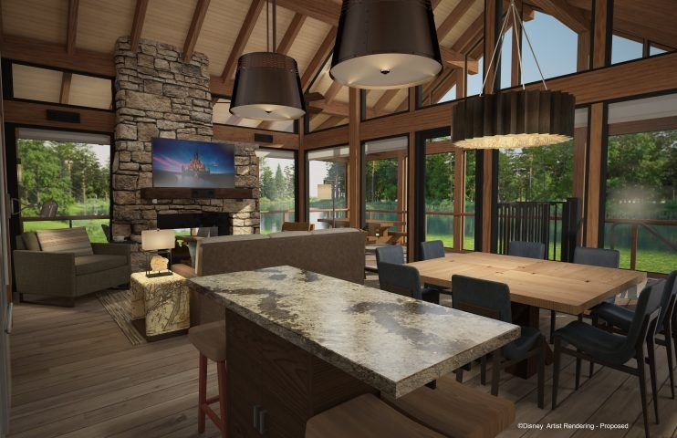 copper creek villas cabins to open at disneys wilderness Cabins At Wilderness Lodge